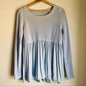 UO Babydoll Sweater